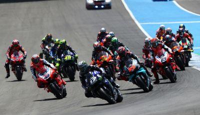 MotoGP 2020, il calendario aggiornato: si corre solo in Europa