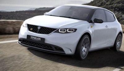 Lancia Ypsilon 2022: avrà la piattaforma CMP della Peugeot 208