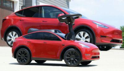 My First Model Y: il SUV Tesla giocattolo per i più giovani