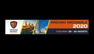 RADUNO NAZIONALE 2020  PASSIONE PEUGEOT AUTO CLUB ITALIA