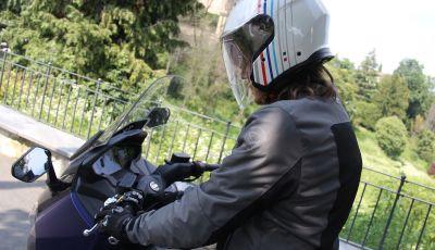 Caldo non ti temo: ecco come viaggiare in moto e al fresco