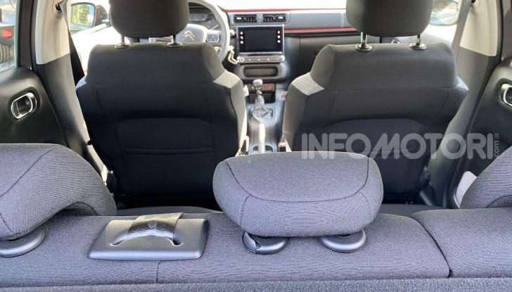 [VIDEO] Prova nuova Citroen C3: più comfort per la berlina taylor made - Foto 10 di 23