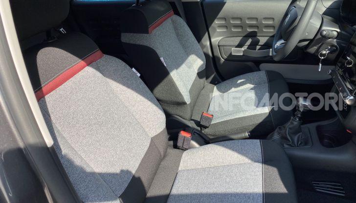 [VIDEO] Prova nuova Citroen C3: più comfort per la berlina taylor made - Foto 8 di 23