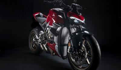 Streetfighter V4: ancora più cattiva col kit accessori Ducati Performance