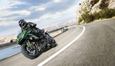 Kawasaki, nuove colorazioni in arrivo per il 2021