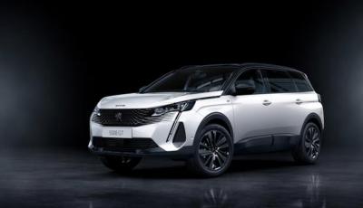 Peugeot 5008: il SUV sette posti è ancora più tecnologico