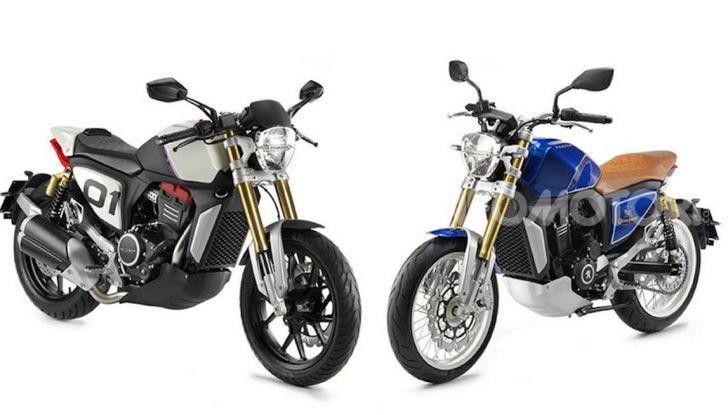 Peugeot pronta a tornare nel mondo delle moto - Foto 2 di 5