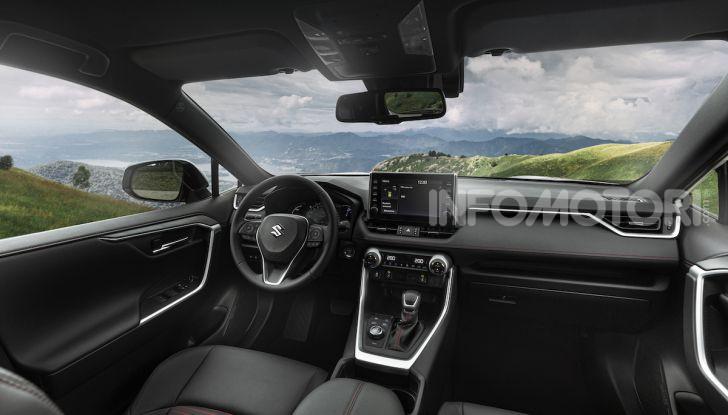 [VIDEO] Suzuki ACross: il SUV ibrido che si sente una sportiva - Foto 21 di 44