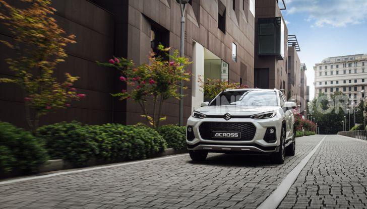 [VIDEO] Suzuki ACross: il SUV ibrido che si sente una sportiva - Foto 28 di 44