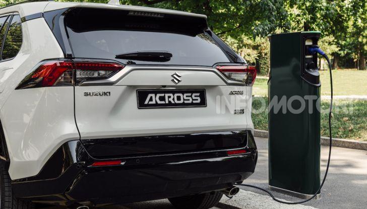 [VIDEO] Suzuki ACross: il SUV ibrido che si sente una sportiva - Foto 29 di 44