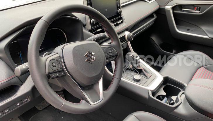 [VIDEO] Suzuki ACross: il SUV ibrido che si sente una sportiva - Foto 35 di 44