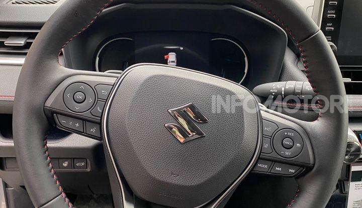 [VIDEO] Suzuki ACross: il SUV ibrido che si sente una sportiva - Foto 36 di 44