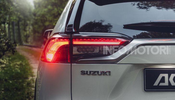 [VIDEO] Suzuki ACross: il SUV ibrido che si sente una sportiva - Foto 8 di 44