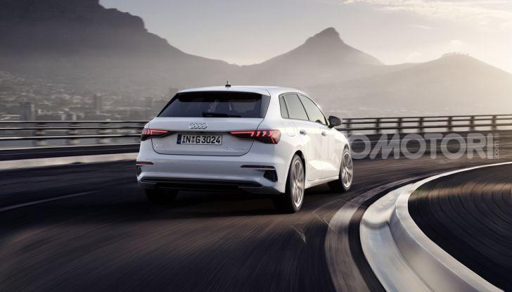 Audi A3 MHEV g-tron 2020
