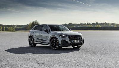 Audi Q2 2021: nuovo look, fari a LED Matrix e tanta tecnologia