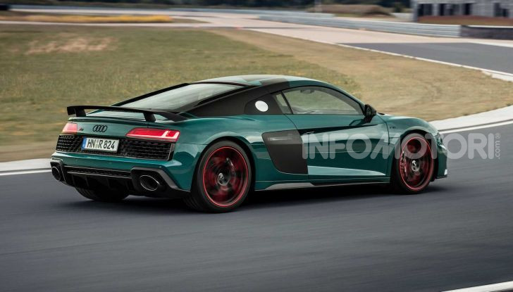 Audi R8 Green Hell Edition