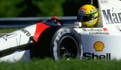 Netflix annuncia una serie TV su Ayrton Senna dal 2022