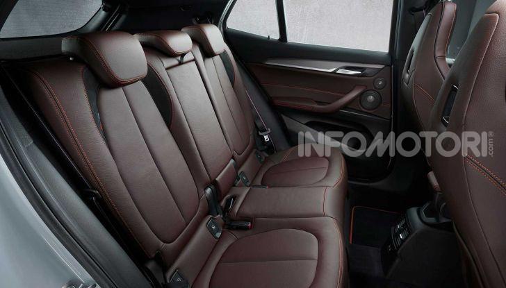 BMW X2 Mesh Edition 2020
