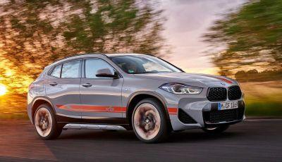 BMW X2: con la M Mesh Edition il SUV-Coupé tedesco diventa sportivo