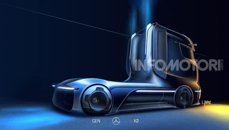 Daimler Trucks Gen H2