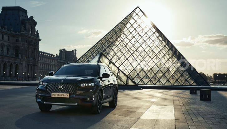 DS7 Crossback Louvre Edition