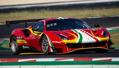 Ferrari: le Finali Mondiali al Misano World Circuit dal 5 all'8 novembre