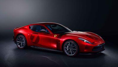 Ferrari Omologata: la one-off del Cavallino Rampante ha un motore V12!