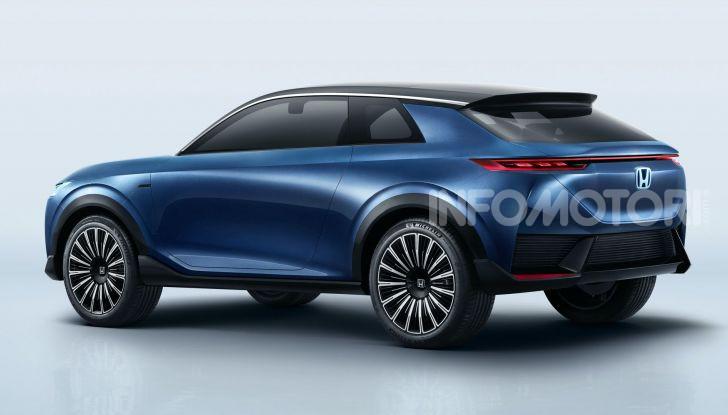 Honda SUV e Concept 2020