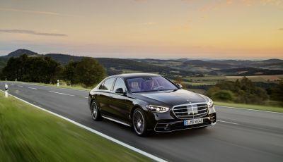 Nuova Mercedes Classe S 2021: la Sonderklasse si rinnova per eccellere