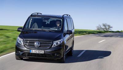 Mercedes Vito 2020: restyling completo per il van della Stella