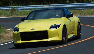 Nissan Z Proto: la concept car del futuro si ispira alla tradizione
