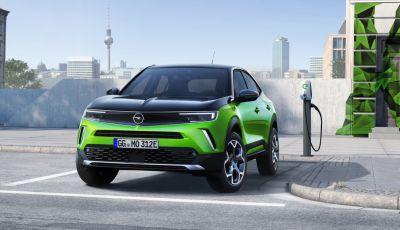 Opel, novità auto 2021-2022: Crossland restyling e Mokka, poi la nuova Astra