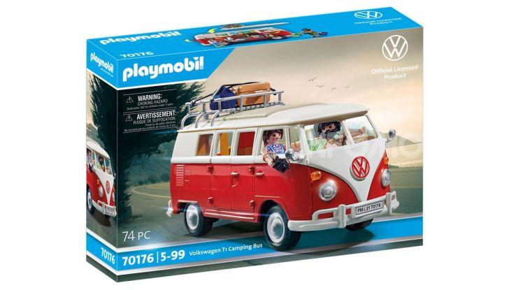 Playmobil Volkswagen Beetle Bulli T1
