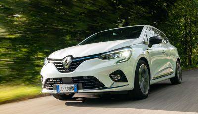 Renault Clio E-Tech Hybrid: l'ibrido da F1 alla portata di tutti