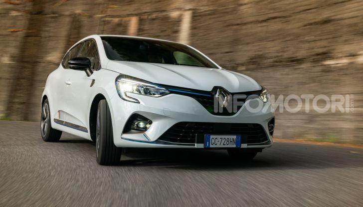 Renault Clio E-Tech Hybrid 2020