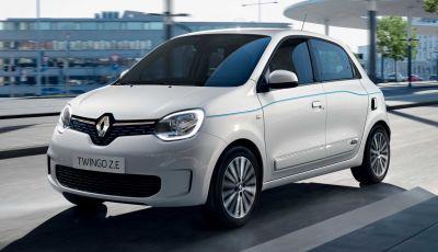 Renault Twingo Electric: al via gli ordini, prezzo da 22.450 Euro