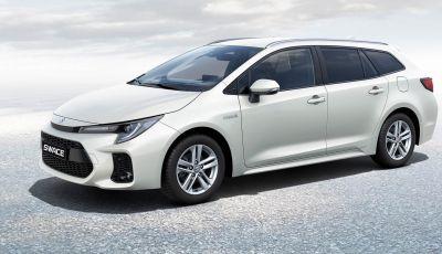 Suzuki Swace SW 2020: la nuova wagon economica su base Toyota Corolla