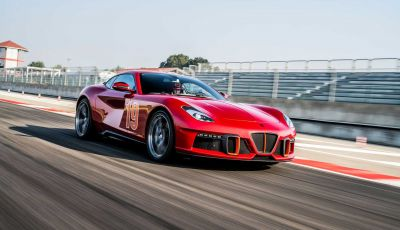 Touring Superleggera Aero 3: supercar vintage su base Ferrari