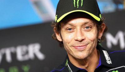 MotoGP: dal 2022 arriva il Team VR46 di Valentino Rossi
