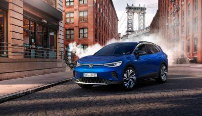 Volkswagen ID.4 2020: svelato il primo SUV elettrico del marchio tedesco
