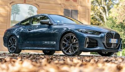 Nuova BMW Serie 4 Coupé: tecnologica e dall'indole sportiva