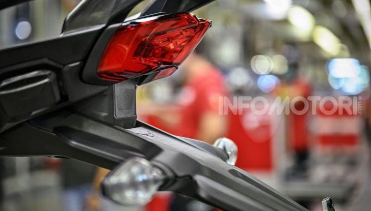Ducati Multistrada V4: la prima moto con due radar integrati - Foto 2 di 4