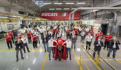 Ducati Multistrada V4: la prima moto con due radar integrati