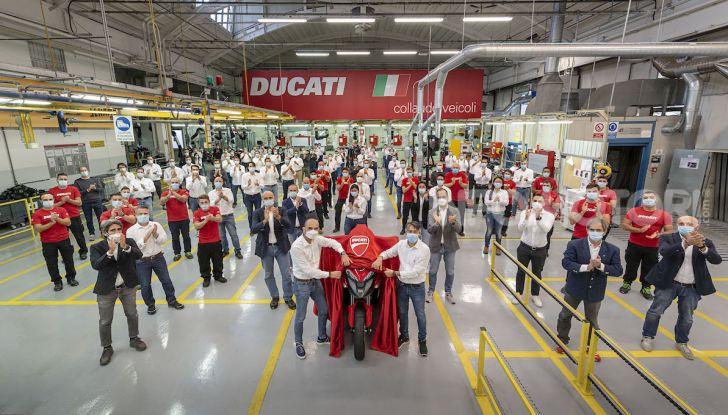Ducati Multistrada V4: la prima moto con due radar integrati - Foto 4 di 4