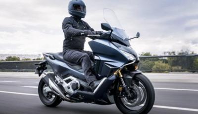 Il nuovo Honda Forza 750 arriva entro il 2021