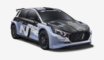 Hyundai i20 N Rally2: l'ultima nata del Customer Racing coreano