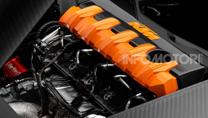KTM X-Bow GTX: prestazioni e leggerezza da record - Foto 2 di 7