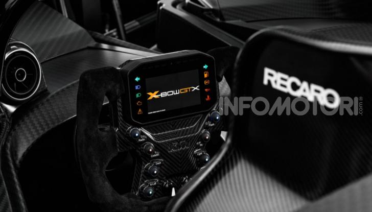 KTM X-Bow GTX: prestazioni e leggerezza da record - Foto 6 di 7