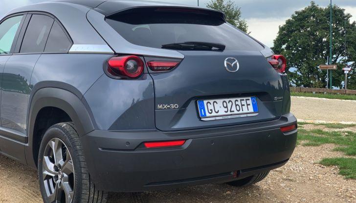 [VIDEO] Mazda MX-30, la prova consumi del SUV Elettrico - Foto 8 di 22