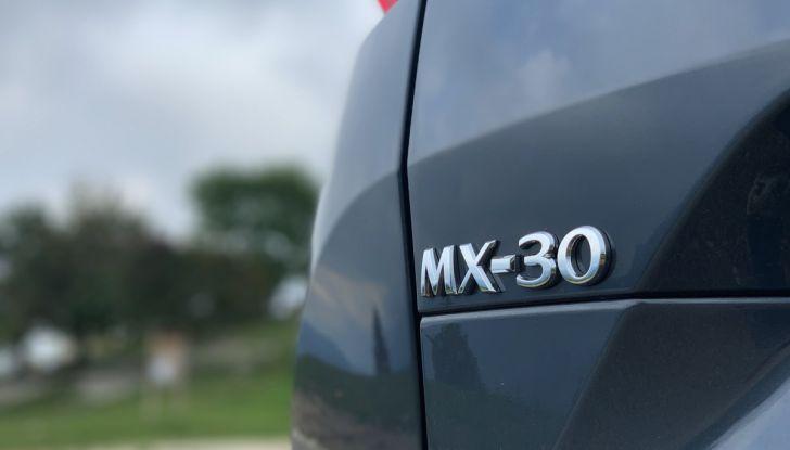 [VIDEO] Mazda MX-30, la prova consumi del SUV Elettrico - Foto 4 di 22